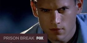 """Prison Break,"" a new series, the first trailer ban"