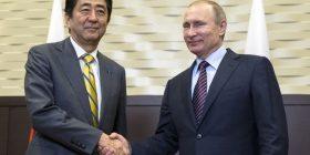 Russia-Japan Leaders Meet as Tensions Loom – Voice of America