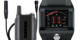 [Domestic regular goods] SHURE GLX-D bodypack wireless system GLXD6 guitar pedal comes GLXD16J
