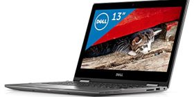 2 in 1 Dell Laptop Inspiron 13 5368 Core i7 model 17Q23/Windows10/13.3 inch touch / 8B/256b SSD