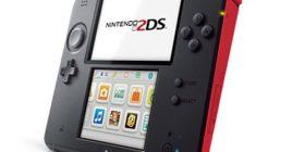Nintendo 2DS-Crimson Red