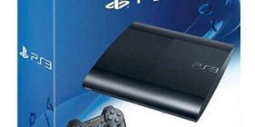 PlayStation3 charcoal black 500 GB (cec4300c)