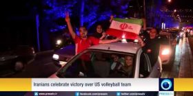 Iran volleyballers beat Japan in Rio 2016 qualifier – Press TV