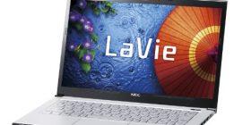 NEC PC-LZ550MSS LaVie Z