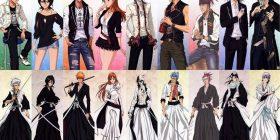 [Sad news] BLEACH characters of plain clothes, super-please