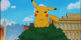 Pikachu song Warota www