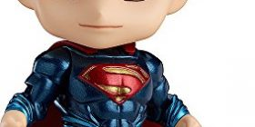 [Amazon.co.jp limited edition] nendoroid PVC figure Batman vs Superman justice born Superman justice, editions benefits background sheet inclusion