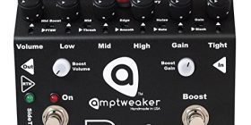Amptwaker amp tweaking effector distortion FatMetal Pro [Japanese regular Edition]