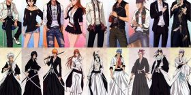 [Sad news] BLEACH characters of plain clothes, super-please