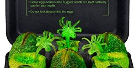 Alien / 7 inch action figure series: glow in the dark aliens & facehugger collector Pack ver age [Japan AE],