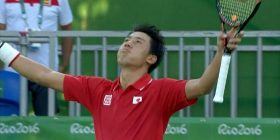 [Good news] Kei Nishikori, Japan urged 96-year medal wwwwwwwwwwwwwwwwwwwwww