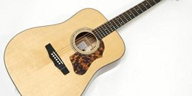 Morris m-80 (NAT) [limited model acoustic guitar made in Japan]