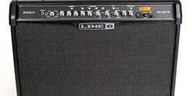 Produce higher levels of music by diverse Line6 guitar amp modeling SPIDER IV 150
