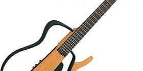 Quiet excellent Yamaha silent guitar folk guitar SLG-100S