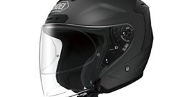 Iowa (SHOEI) bike helmet Jet J-FORCE4 matte black M (57 cm)