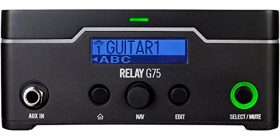 Line 6 guitar wireless 16 ch 2.4 GHz Relay G75