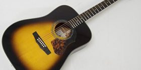 Morris m-80 (TS) [limited model acoustic guitar made in Japan]