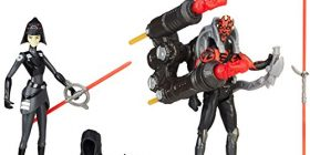 Star-Wars basic figure 2-Pack seventh-sister & Darth Maul action figure