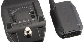 [Japanese regular Edition] SHURE GLX-D body pack wireless systems GLXD6 guitar pedal with metal GLXD16J