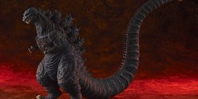 Toho large monsters series Godzilla (2016) height approx. 25 cm in 2016 pre-painted PVC figure-made of PVC (vinyl)