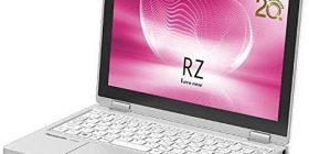 Panasonic CF-RZ6EFLQR Lets note RZ series silver
