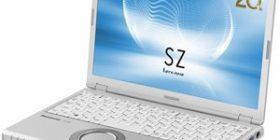 Panasonic CF-SZ6EDKPR Lets note SZ series silver
