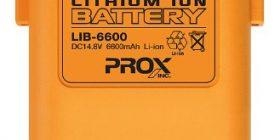 Plox (PROX) lithium-ion battery 6600 mA LIB 6600