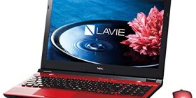 NEC PC-NS350EAR LAVIE Note Standard