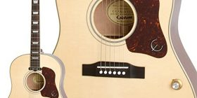 Epiphone Epiphone Limited Edition EJ-160E (Natural) acoustic-electric guitars