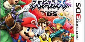 All-stars of Nintendo Games such as Super Smash Bros. for Nintendo 3DS-3DS