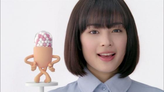 Suzu Hirose, Do's angel even Contac new CM wwwwwwwwwwww