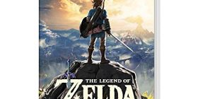 The Legend of Zelda: Breath of the Wild-Nintendo Switch