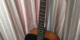 Result was picked up because the acoustic guitar is had been abandoned on the roadside www (with image)