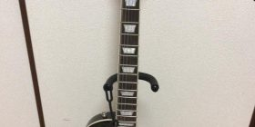 [Image] was Kita' bought discount junk guitar in hard off! ! ! → price www