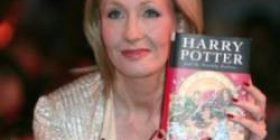 Author of the Harry Potter series, J · K · Rowling of life wwwwwwwwwwww