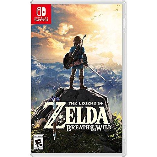 The Legend of Zelda: Breath of the Wild-Nintendo Switch