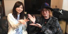 [Yes] image's Ikimonogakari vocal Kiyoe Yoshioka, to chubby