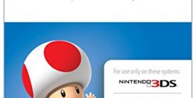 eCash-Nintendo eShop Gift Card $ 45 – Switch/Wii U/3 DS [Digital Code]