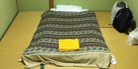 Wai Shou, the results were in by one person to ski inn of 6 people sharing a room per night 2900 yen www (with image)