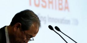 Japan not considering support for Toshiba, sharing information with US – Reuters