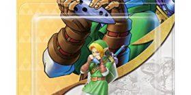 Nintendo Link: Ocarina of Time amiibo-Nintendo Wii U