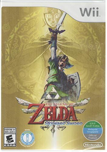 The legend of Zelda Skyward Sword – World Edition (Nintendo Wii)