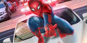 Theme song of the new Spider-Man, impossible Admit wwwwwwwwwwwwwwwwwww