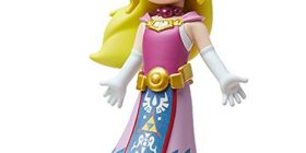 Amiibo Zelda (Wind Tact) (The Legend of Zelda Series)