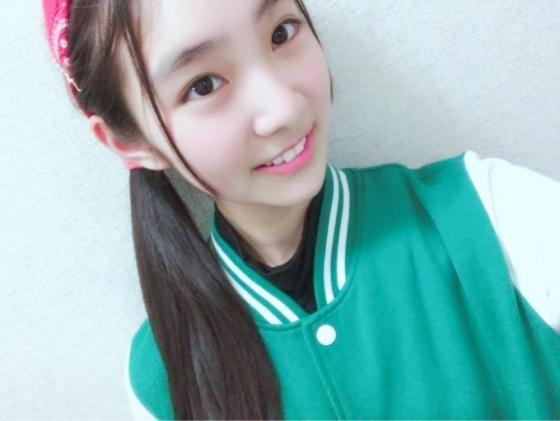 Finally 爆誕 wwwww favorite of post Kanna Hashimoto is