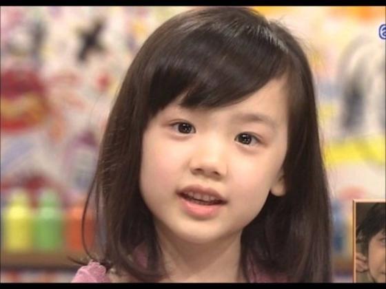 [Yes] image of the time of the 6-year-old Mana Ashida wwwwwwwwwwwwww