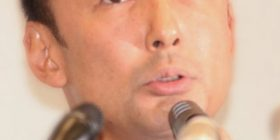 "Taro Yamamoto ""become poverty is not a responsibility of the people! It's because of the Liberal Democratic Party!"""