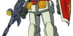 Become masterpiece and a part of the movie title in the Gundam