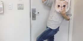 [Image] Yuriko Ishida, would addicted to cat goods is also the 47-year-old