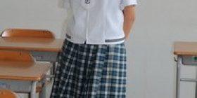 Japan cute beautiful schoolgirl is here wwwwwww